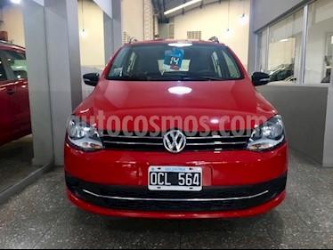 Foto venta Auto usado Volkswagen Suran 1.6 Trendline (2014) color Rojo Tornado precio $300.000