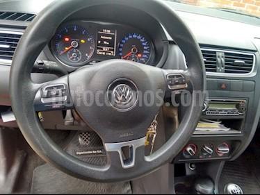 foto Volkswagen Suran 1.6 Trendline usado (2010) color Rojo Tornado precio $220.000