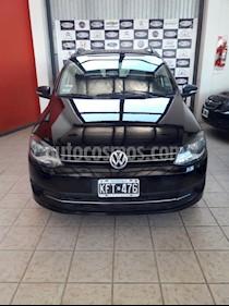 Foto venta Auto Usado Volkswagen Suran 1.6 Trendline (2011) color Negro precio $220.000