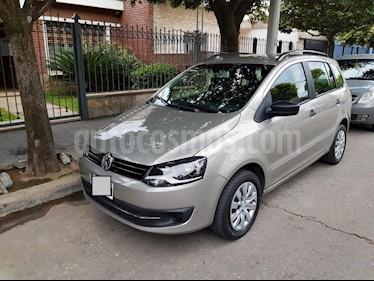 Foto venta Auto usado Volkswagen Suran 1.6 Trendline (2013) color Beige precio $255.000