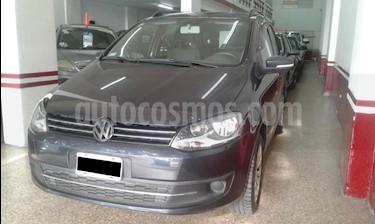 Volkswagen Suran 1.6 Trendline usado (2014) color Azul precio $450.000