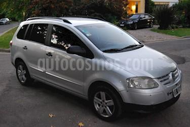 Foto venta Auto usado Volkswagen Suran 1.6 Trendline (2010) color Gris precio $170.000