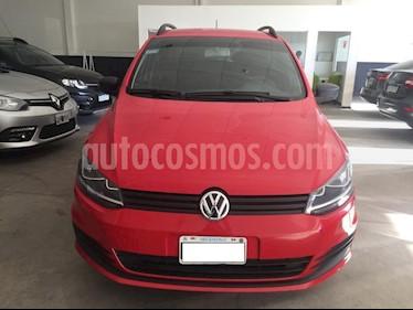 Foto venta Auto usado Volkswagen Suran 1.6 Trendline (2015) color Rojo precio $340.000