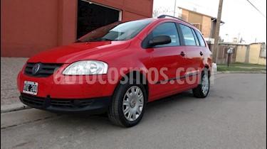 Foto venta Auto usado Volkswagen Suran 1.9 Highline SDI (2009) color Rojo precio $225.000