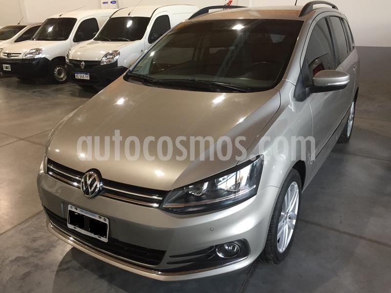 Volkswagen Suran 1.6 MSI Highline 16 V. (L15) usado (2016) color Dorado precio $840.000