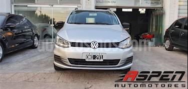 Volkswagen Suran 1.6 Comfortline usado (2015) color Gris Claro precio $530.000
