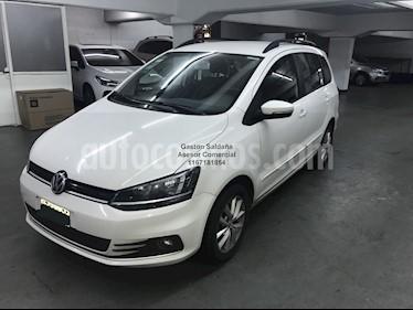 Volkswagen Suran 1.6 Highline usado (2015) color Blanco precio $515.000