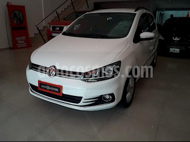 Volkswagen Suran 1.6 Highline 2G I-Motion usado (2015) color Blanco precio $570.000