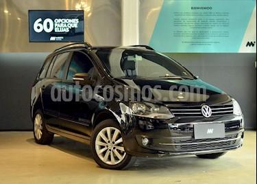 Volkswagen Suran 1.6 Track usado (2012) color Negro precio $365.000