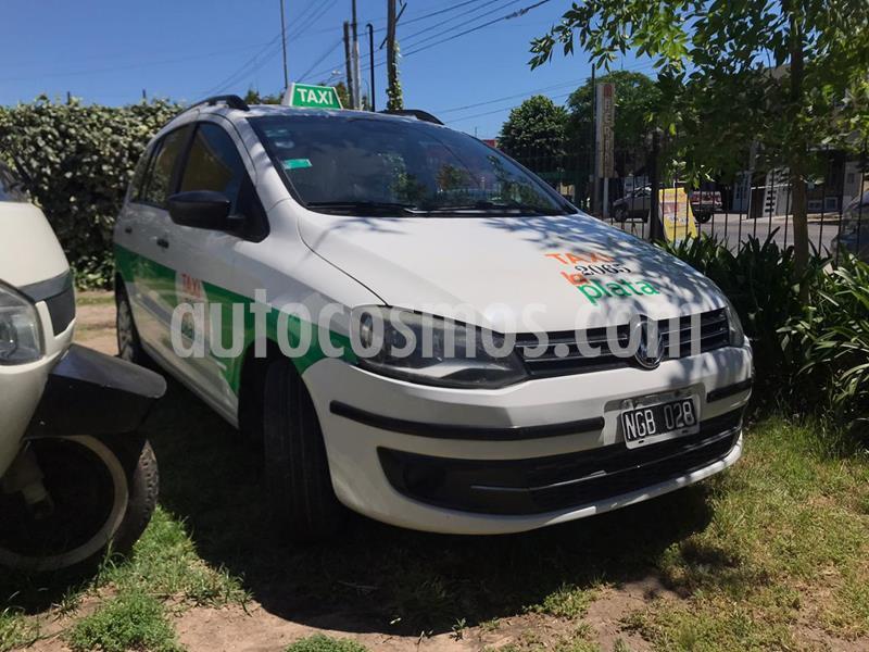 Volkswagen Suran 1.6 Comfortline usado (2013) color Blanco Cristal precio $3.300.000