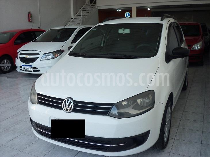 Volkswagen Suran 1.6 Comfortline usado (2011) color Blanco precio $419.900