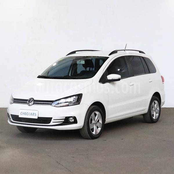 Volkswagen Suran 1.6 Trendline usado (2017) color Blanco precio $1.070.000