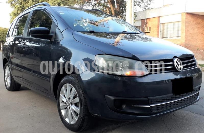Volkswagen Suran 1.6 Comfortline usado (2013) color Azul precio $670.000