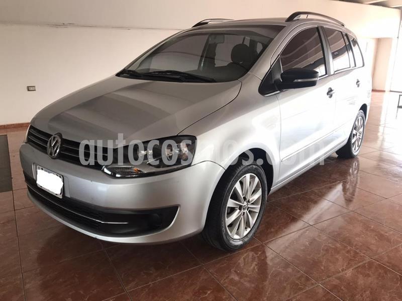 Volkswagen Suran 1.6 Track usado (2012) color Gris Claro precio $669.000