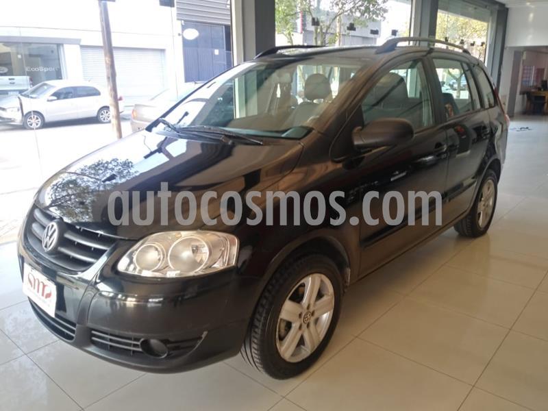 Volkswagen Suran 1.6 Track usado (2010) color Negro precio $420.000