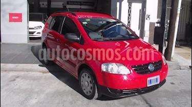Volkswagen Suran 1.6 Comfortline usado (2009) color Rojo Syrah precio $299.900