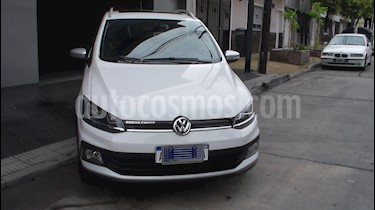Volkswagen Suran Cross 1.6 Highline usado (2016) color Blanco precio $699.900