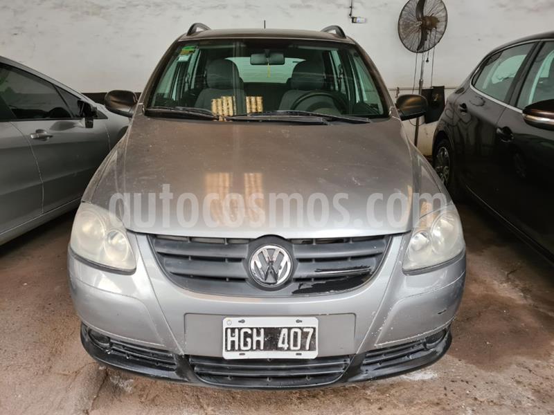 Volkswagen Suran 1.6 Comfortline usado (2007) color Gris Oscuro precio $2.650.000