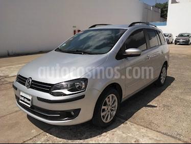 Volkswagen Suran 1.6 Highline usado (2014) color Plata Reflex precio $510.000