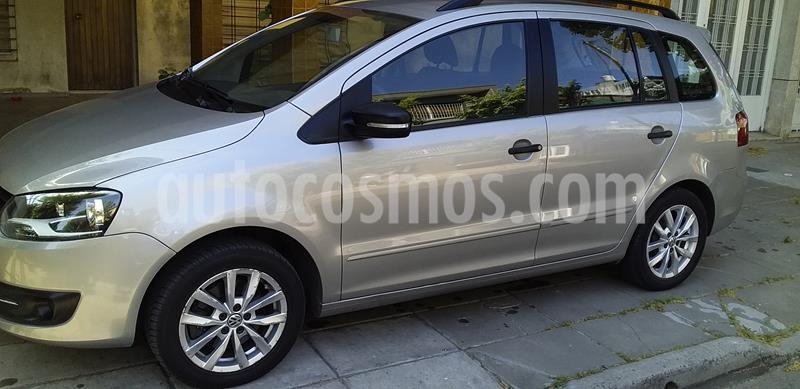 Volkswagen Suran 1.6 Trendline usado (2013) color Beige Arena precio $665.000