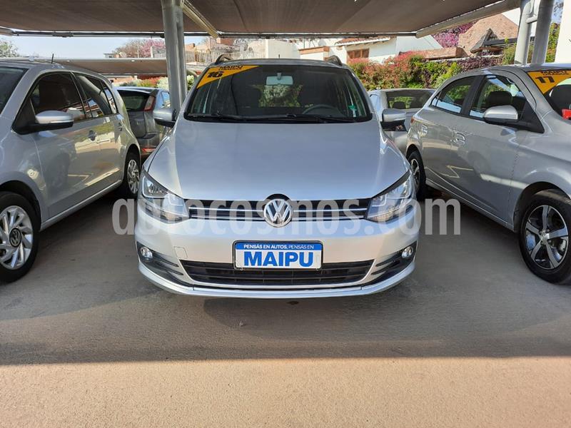Volkswagen Suran 1.6 Trendline usado (2016) color Gris precio $850.000