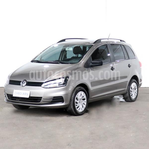 Volkswagen Suran 1.6 Comfortline usado (2017) color Beige Arena precio $1.029.000