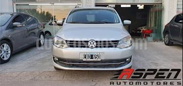 Foto Volkswagen Suran 1.6 Highline 2G I-Motion usado (2012) color Gris Claro precio $360.000