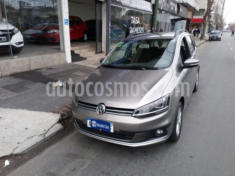 Volkswagen Suran 1.6 Track usado (2017) color Dorado precio $665.000