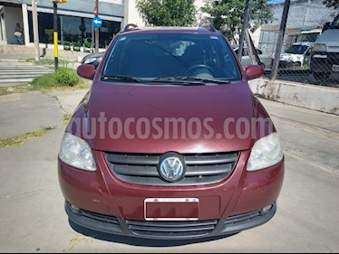 foto Volkswagen Suran 1.6 Track usado (2008) precio $325.000
