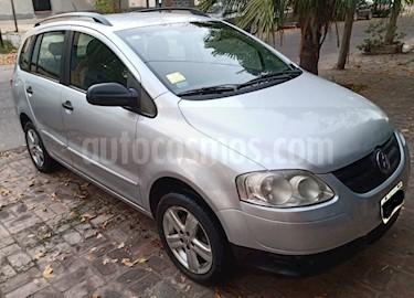 Volkswagen Suran 1.6 Trendline usado (2008) color Plata precio $335.000