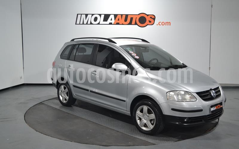 Volkswagen Suran 1.6 Highline usado (2006) color Plata precio $430.000