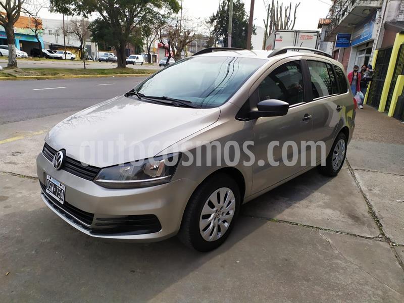Volkswagen Suran 1.6 Comfortline usado (2015) color Beige Arena precio $820.000