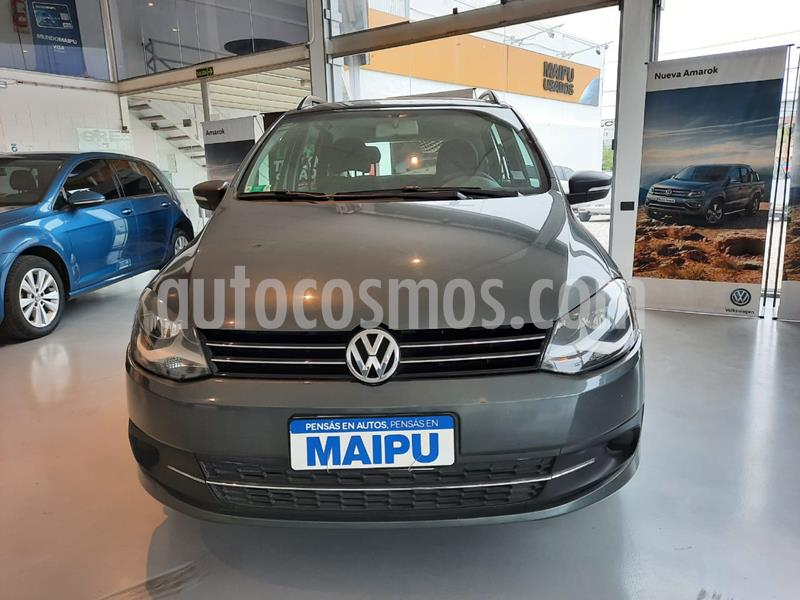 Volkswagen Suran 1.6 Trendline usado (2014) color Gris precio $695.000