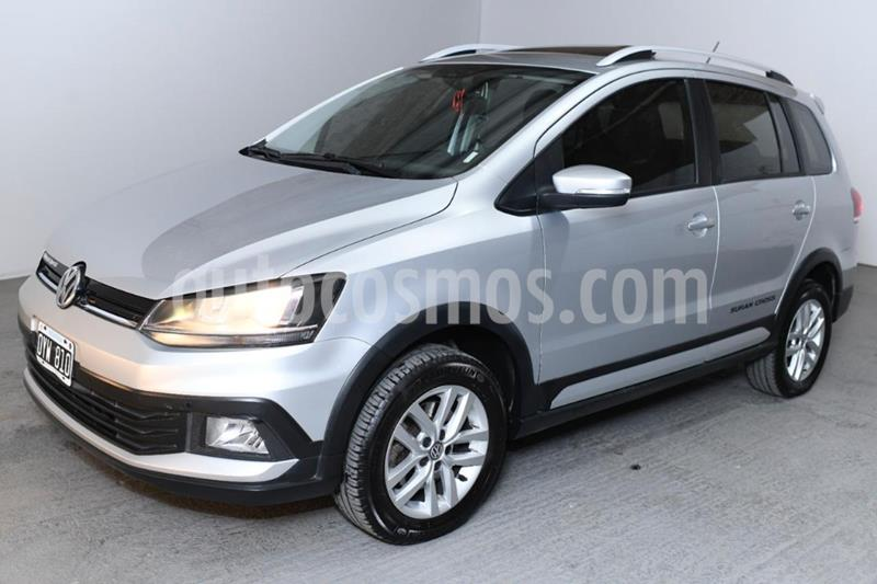 Volkswagen Suran Cross 1.6 Highline usado (2015) color Blanco precio $750.000