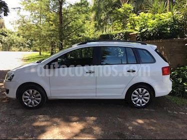 Volkswagen Suran 1.6 Comfortline usado (2014) color Blanco precio $490.000