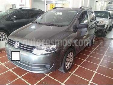 Volkswagen Suran 1.6 Comfortline usado (2014) color Gris Oscuro precio $380.000