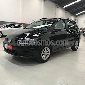 Volkswagen Suran 1.6 Comfortline usado (2019) color Negro precio $895.500