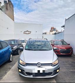 Volkswagen Suran 1.6 Trendline usado (2017) color Plata Reflex precio $819.900