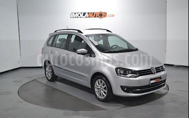Volkswagen Suran 1.6 Highline usado (2013) color Plata Reflex precio $450.000