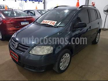Volkswagen Suran 1.6 Comfortline usado (2009) color Gris Oscuro precio $280.000