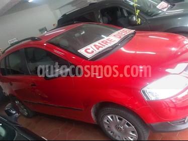 Volkswagen Suran 1.9 Highline SDI usado (2009) color Rojo precio $320.000