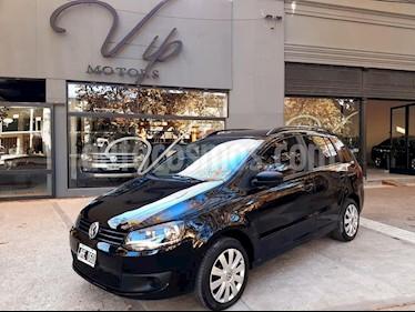 Volkswagen Suran 1.6 Comfortline usado (2010) color Negro precio $380.000