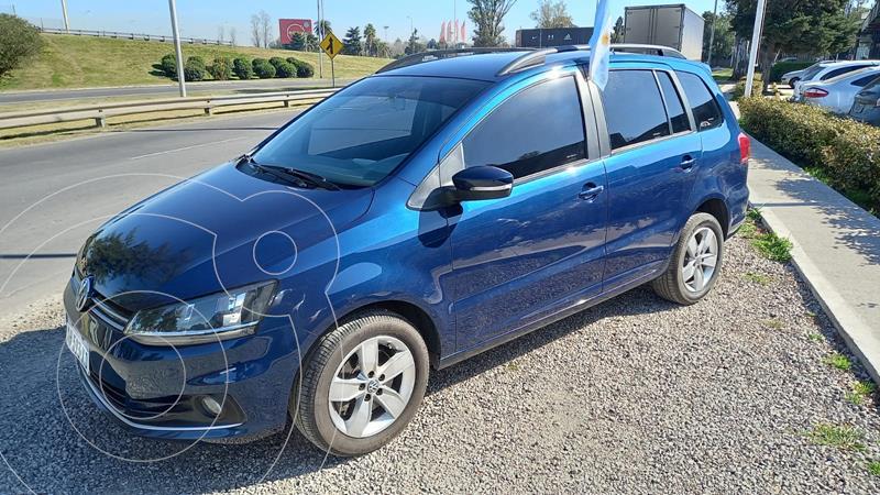 Foto Volkswagen Suran 1.6 Comfortline usado (2017) color Azul financiado en cuotas(anticipo $1.100.000 cuotas desde $39.000)