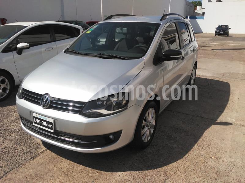 Volkswagen Suran 1.6 Highline usado (2012) color Plata Reflex precio $645.000
