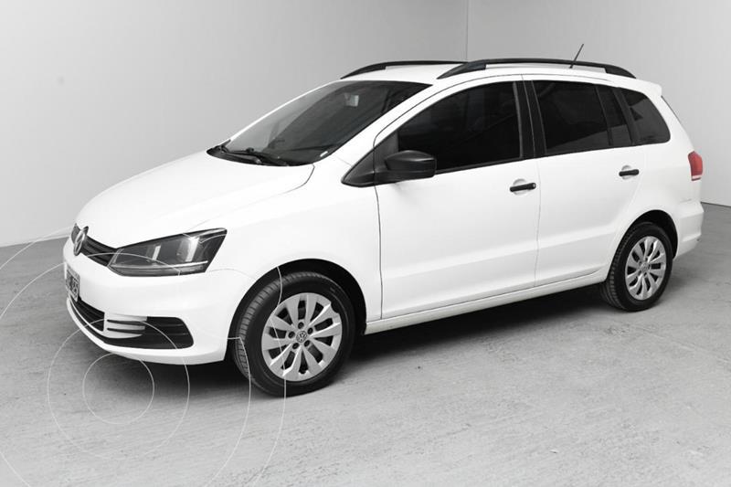 Volkswagen Suran 1.6 Comfortline usado (2015) color Blanco precio $870.000