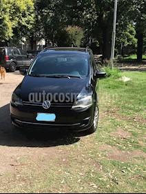 Volkswagen Suran 1.6 Comfortline usado (2011) color Negro precio $345.000