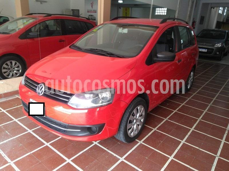 Volkswagen Suran 1.6 Comfortline usado (2012) color Rojo precio $540.000