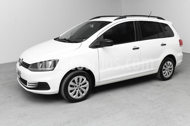 Volkswagen Suran 1.6 Comfortline usado (2015) color Blanco precio $690.000