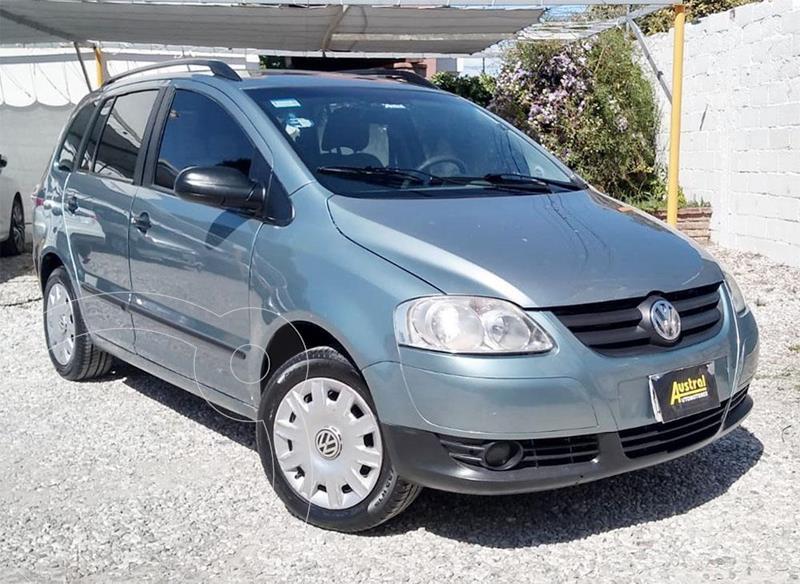 Foto Volkswagen Suran 1.6 Comfortline usado (2009) color Gris Oscuro precio $570.000
