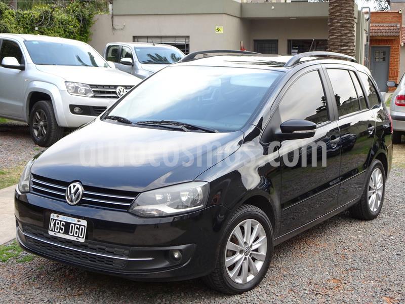 Volkswagen Suran 1.6 Trendline usado (2011) color Negro Universal precio $519.000